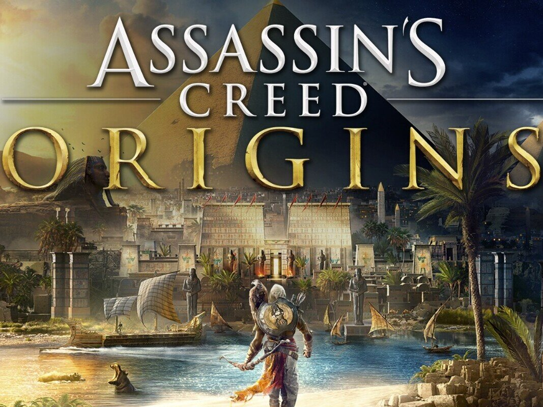 Jeu PC Assassin's Creed Origins à 12 euros