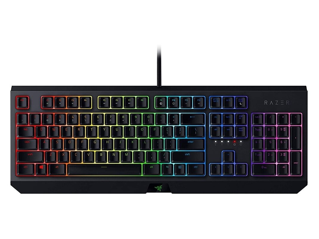 Clavier mécanique Razer Blackwidow à 79,99 euros