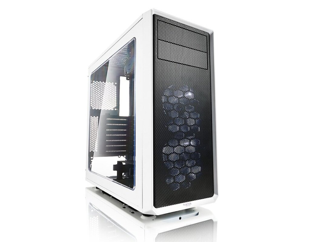 Boîtier ATX Fractal Design Focus G White Window à 45,99 €