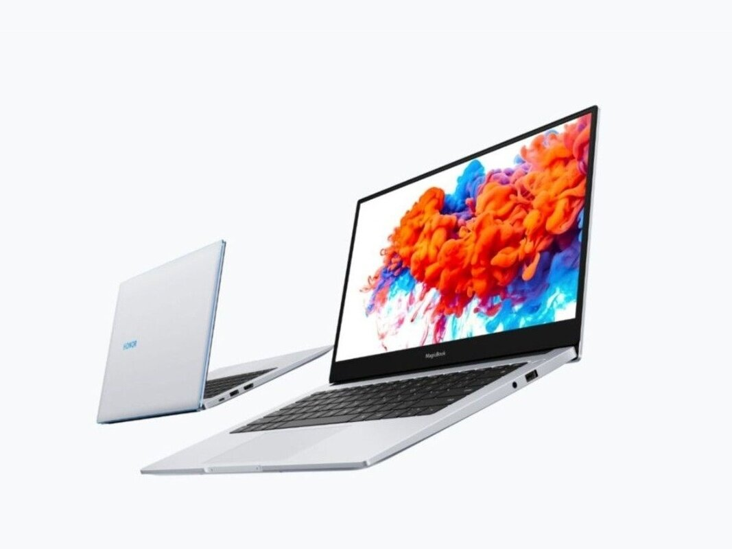 "PC portable 14"" Honor Magicbook 14 avec routeur Wi-Fi 6 à 549,90 euros"