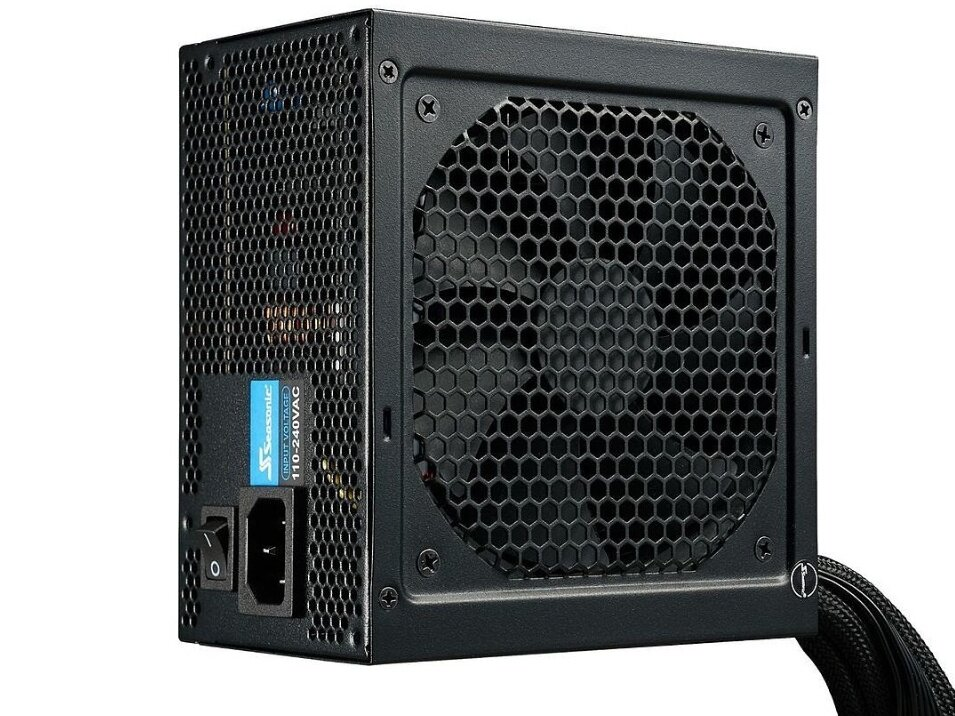 Alimentation Seasonic S12III de 550 Watts (80+ Bronze) à 37,99 euros