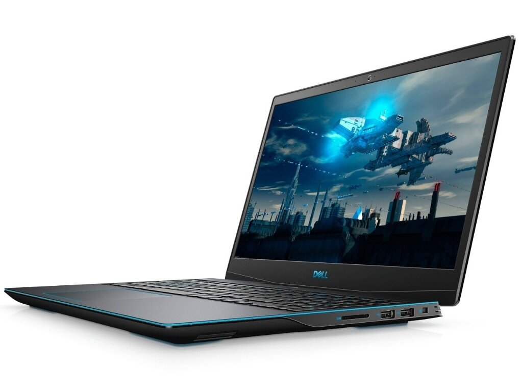 "PC portable 15,6"" Dell G3 15 (Core i5, SSD 512 Go, GTX 1650) à 699 €"