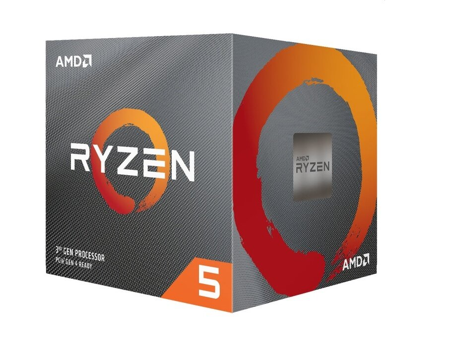 AMD Ryzen 5 3600XT (6C/12T, 3,8 GHz) à 199,99 euros #BlackFriday