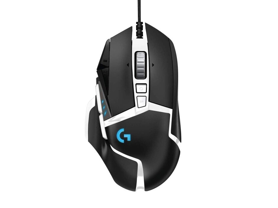 Souris gaming Logitech G502 Hero SE (16 000 dpi) : 34,90 euros