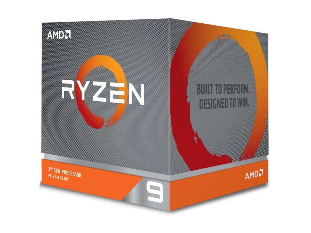 Processeur AMD Ryzen 9 3900X (12C/24T, AM4, 3,8 GHz) à 399,99 euros #BlackFriday