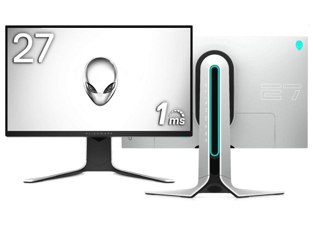 "Ecran FreeSync 27"" Dell Alienware (dalle IPS, 240 Hz) à 299,99 € via une ODR"