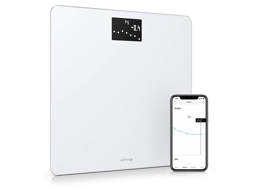 Balance connectée Withings Body : 42,70 euros