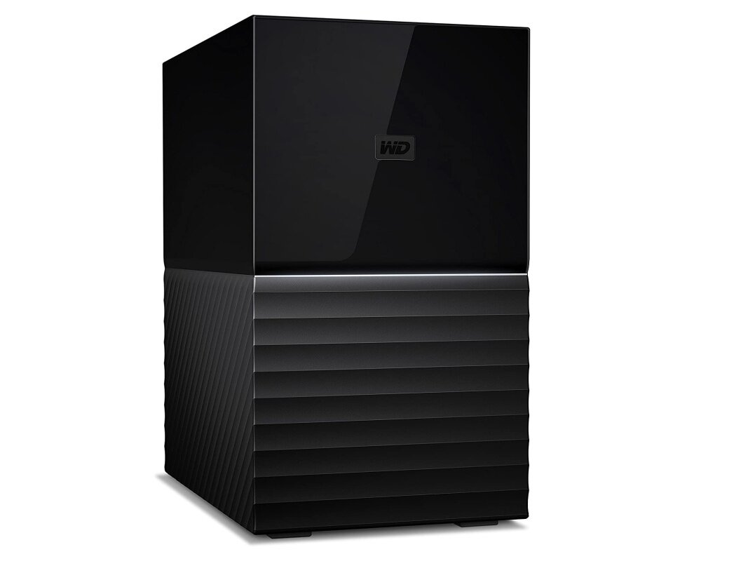 Disque dur externe Western Digital My Book Duo 24 To à 499,99 €