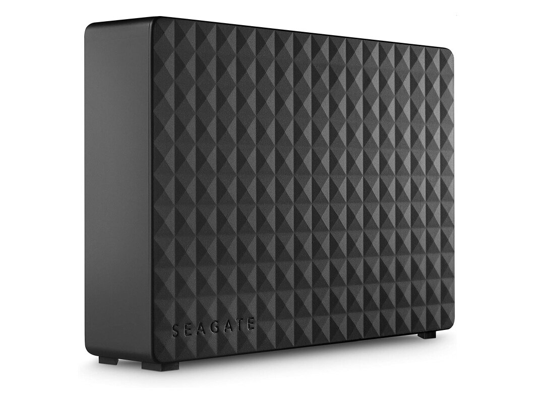 Disque dur externe USB 3.0 Seagate Expansion Desktop de 12 To à 208,99 €