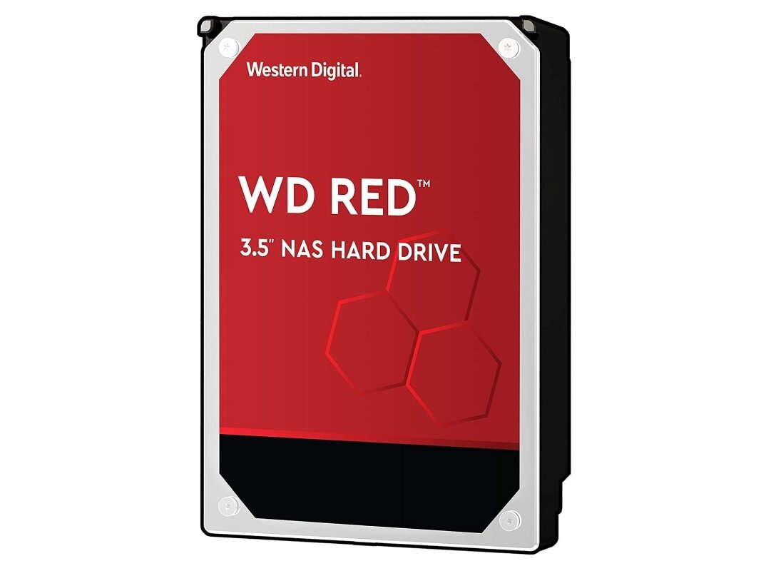 Disque dur WD Red de 4 To (SMR) : 87,99 euros