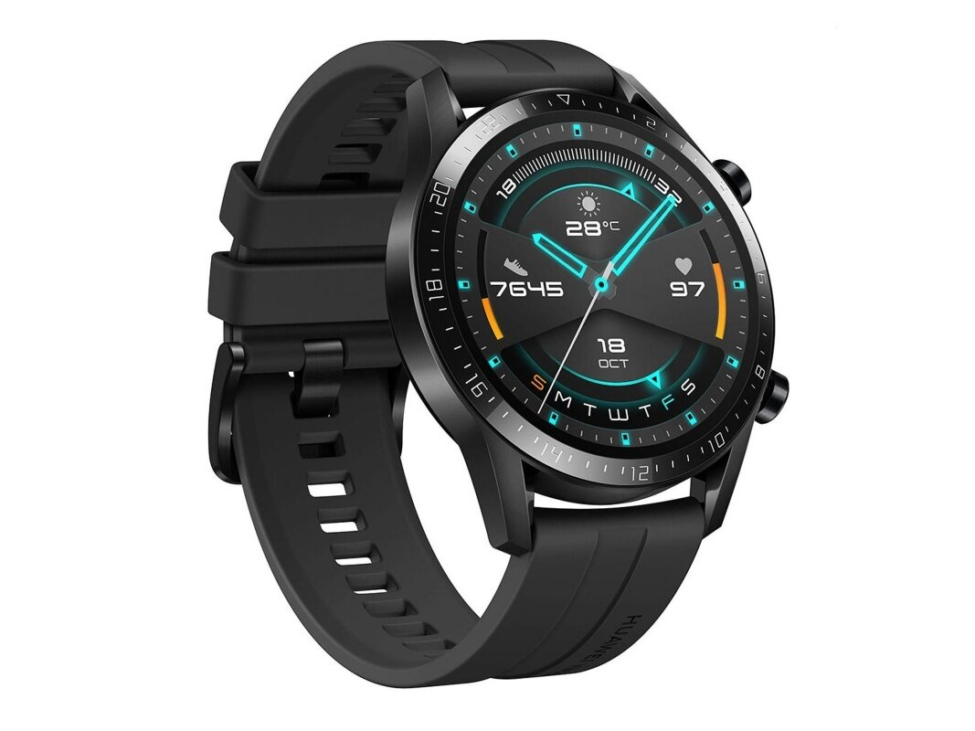 Montre connectée Huawei Watch GT 2 (46 mm) à 119 euros