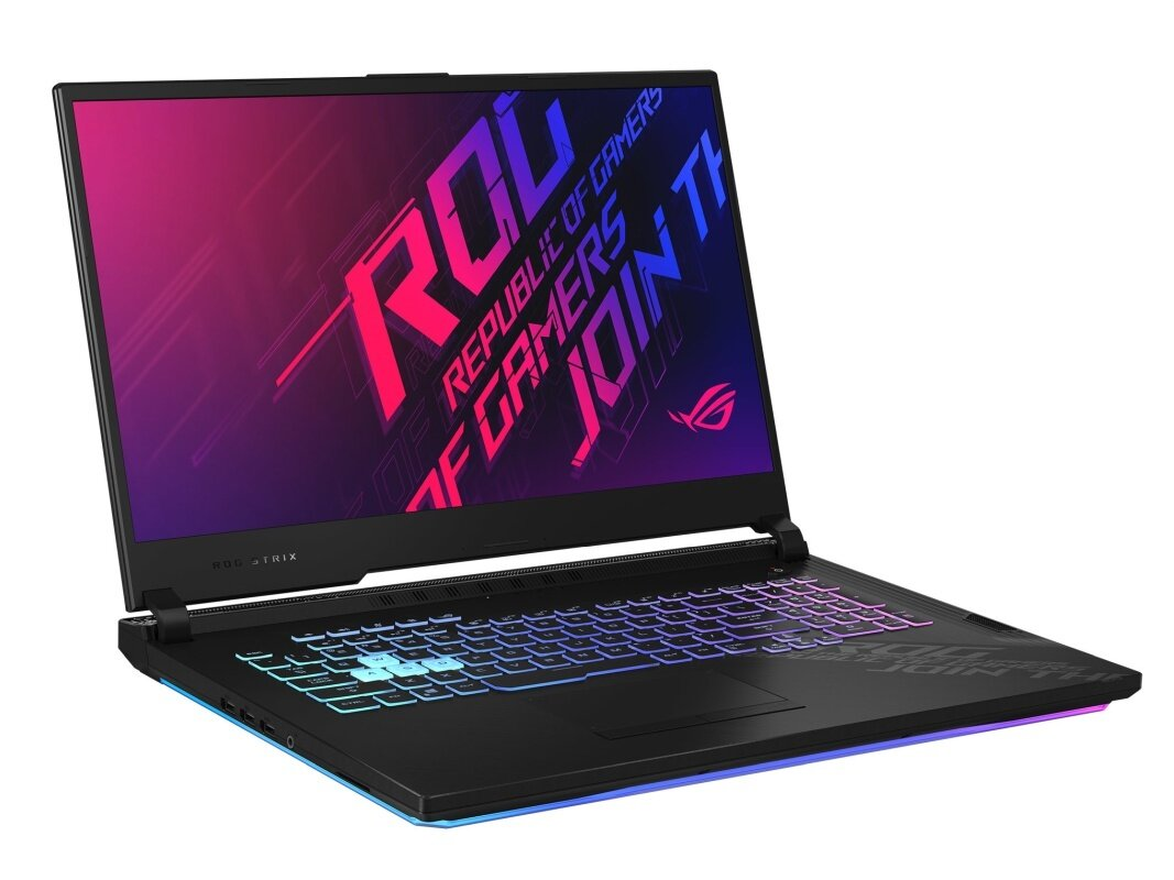 "PC portable 17,3"" ASUS ROG STRIX G17 (Core i7, RTX 2070, SSD, 144 Hz) à 1599,99 €"