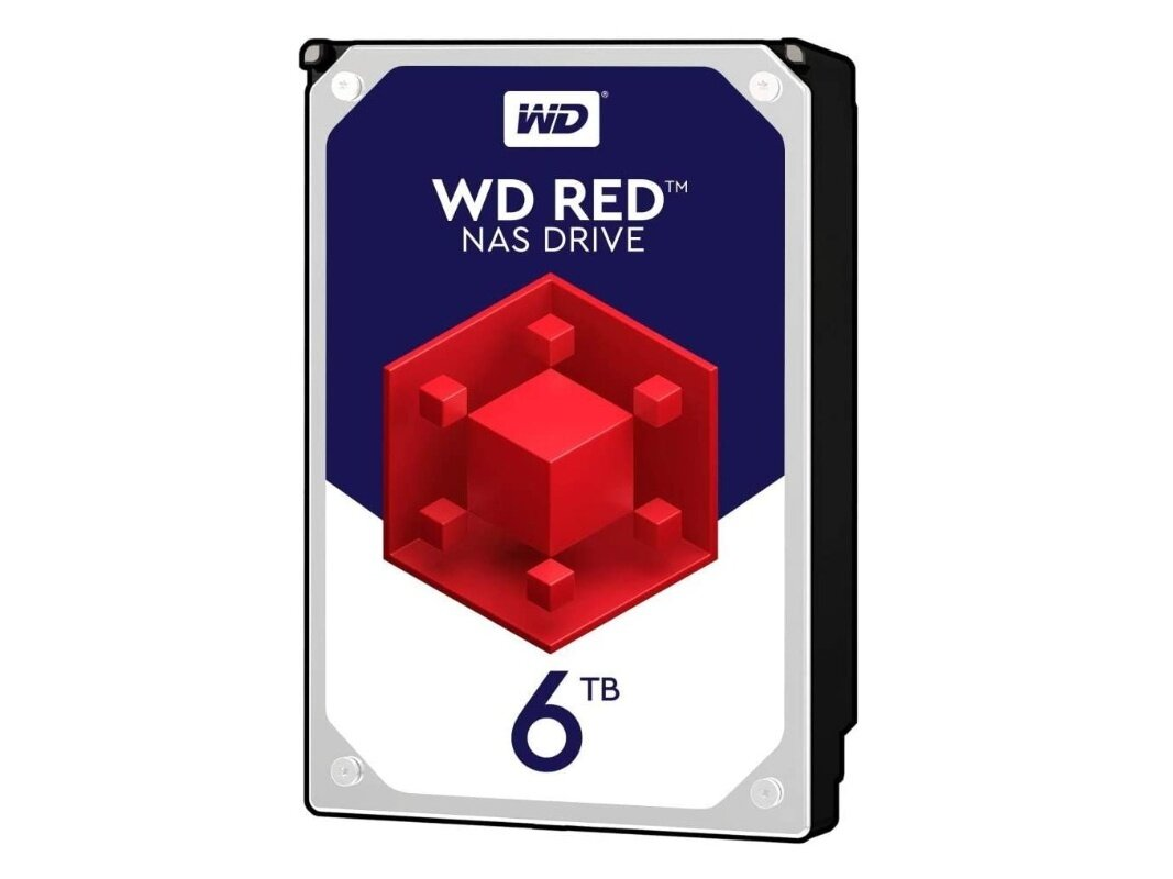 Disque dur WD RED de 6 To (SMR) : 164,99 euros