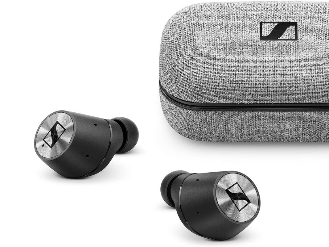 Écouteurs bluetooth Sennheiser  Momentum True Wireless à 119 euros