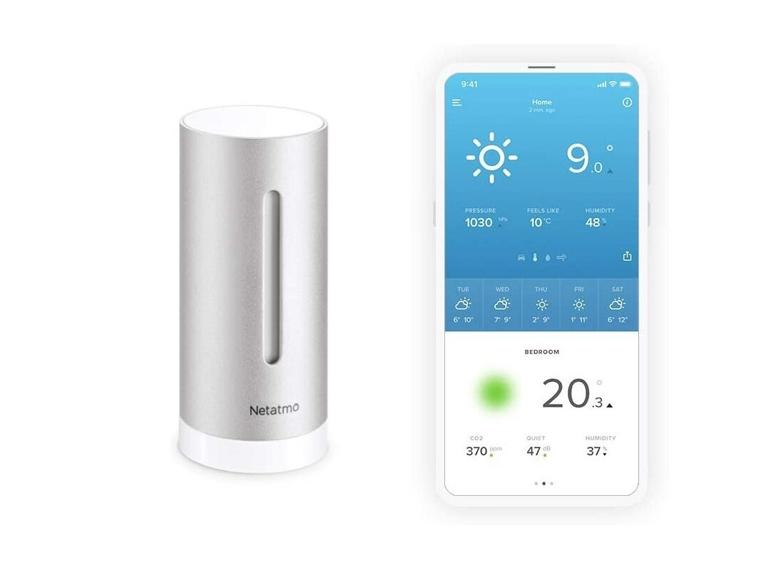 Module additionnel pour station météo Netatmo : 48,99 € #PrimeDay