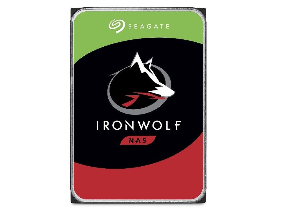 Disque dur Seagate IronWolf de 8 To (7 200 tpm) à 219,99 euros