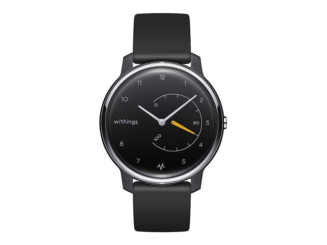 Montre connectée Withings Move ECG pour 77,79 euros