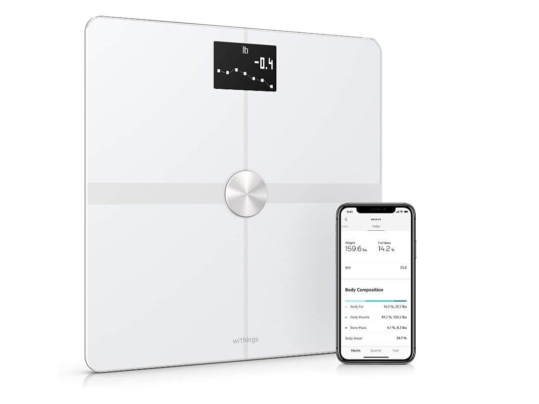 Balance connectée Withings Body+ : 69,95 euros