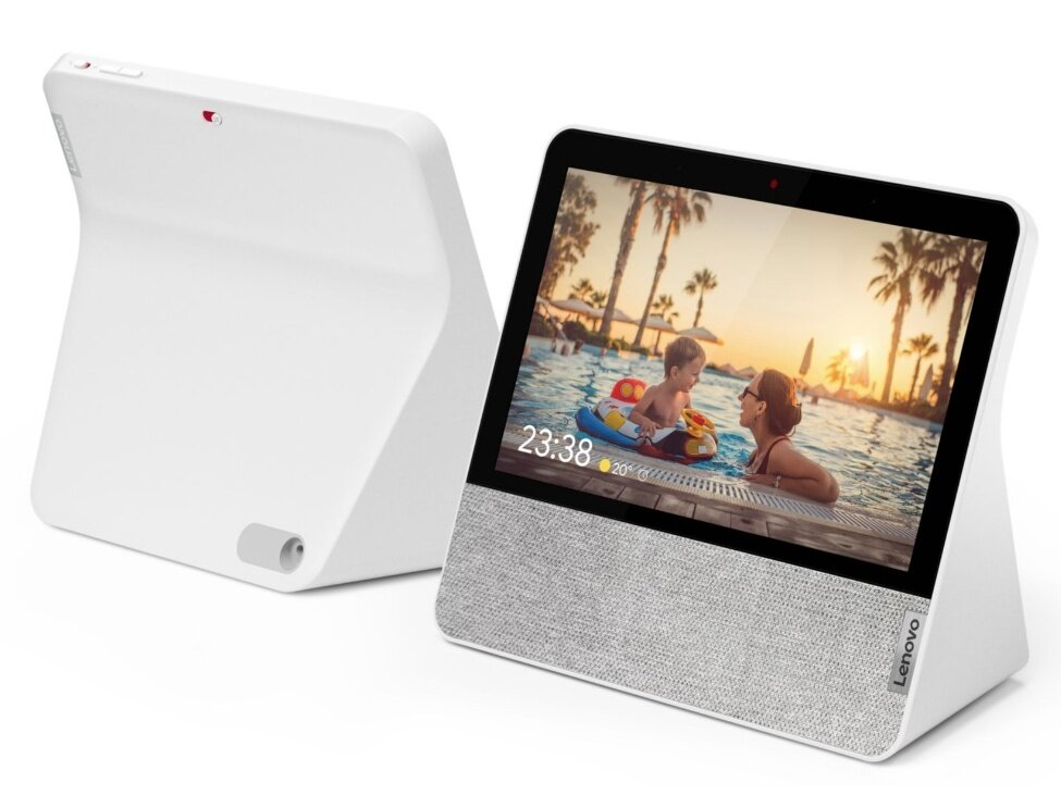 Assistant connecté Lenovo Smart Display 7 (Google Assistant) à 49,99 euros