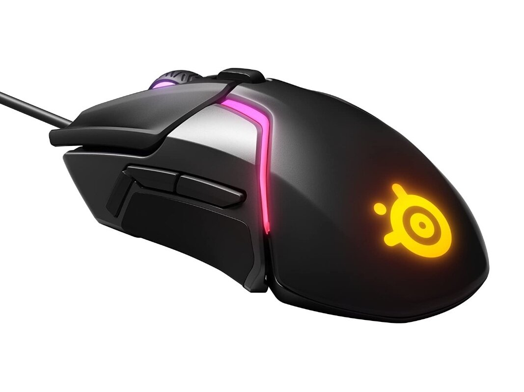 Souris Steelseries Rival 600 (12 000 dpi) à 58,99 €
