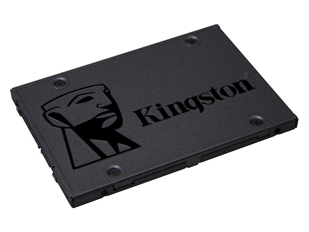 Un SSD Kingston A400 de 960 Go pour 89,99 euros