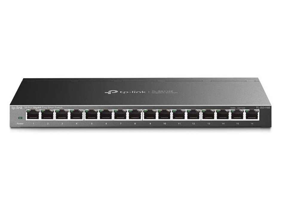 Switch administrable TP-Link avec 16 ports Gigabit : 59,90 euros