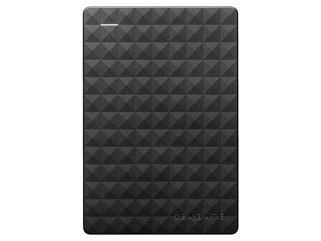 Disque dur externe Seagate Expansion Portable de 5 To à 109,90 euros