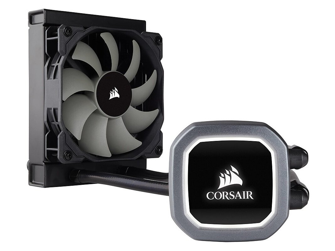 Kit de watercooling tout-en-un Corsair H60 de 120 mm à 56,90 euros