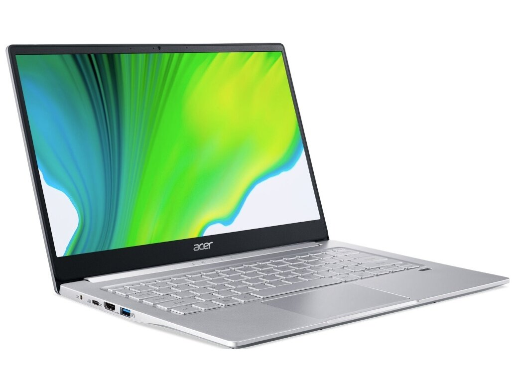"Ultrabook Acer Swift 3 de 14"" (Ryzen 5 4500U, SSD 1 To) : 723,36 euros"