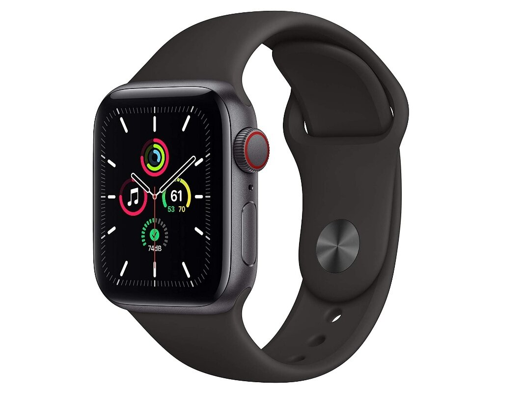 [Orange] Apple Watch SE Cellular 40 mm à 329 euros
