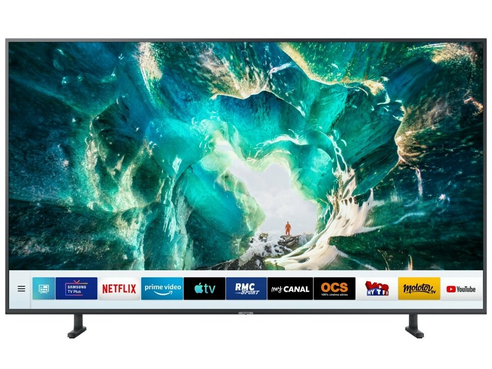 "Smart TV 55"" Samsung UE55RU8005 (4K UHD, 100 Hz) à 679 euros"