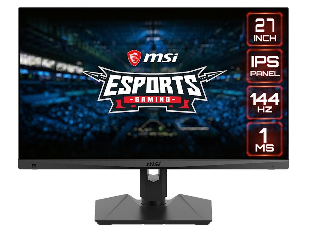 "Écran 27"" MSI Optix MAG274R (dalle IPS, 144 Hz) à 269,95 € via une ODR"