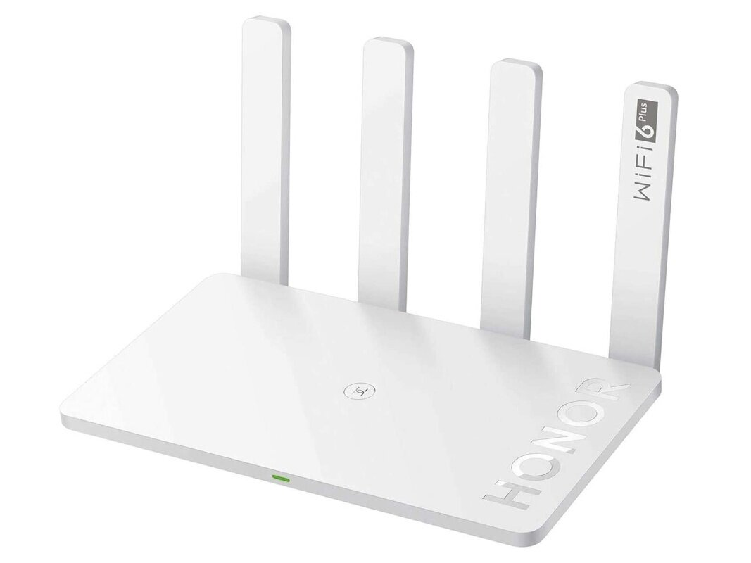 Routeur Wi-Fi 6 Honor Router 3 (3 Gb/s, 3 ports Gigabit) : 54,90 euros