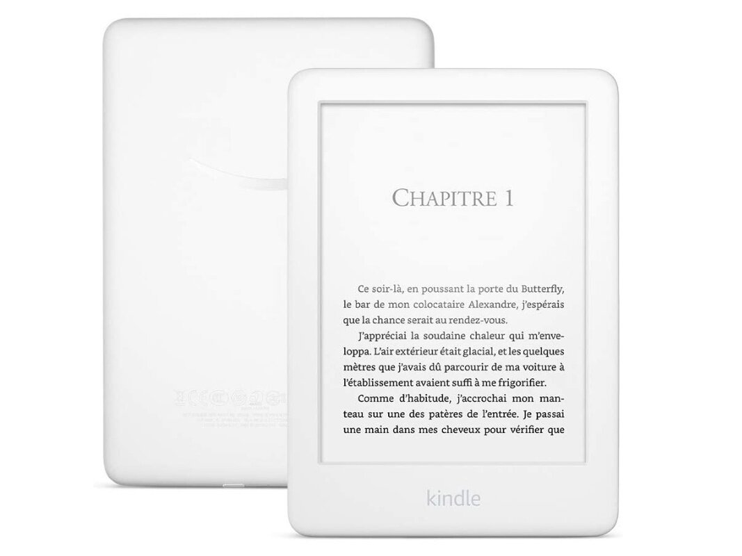 Liseuse Amazon Kindle dès 54,99 euros