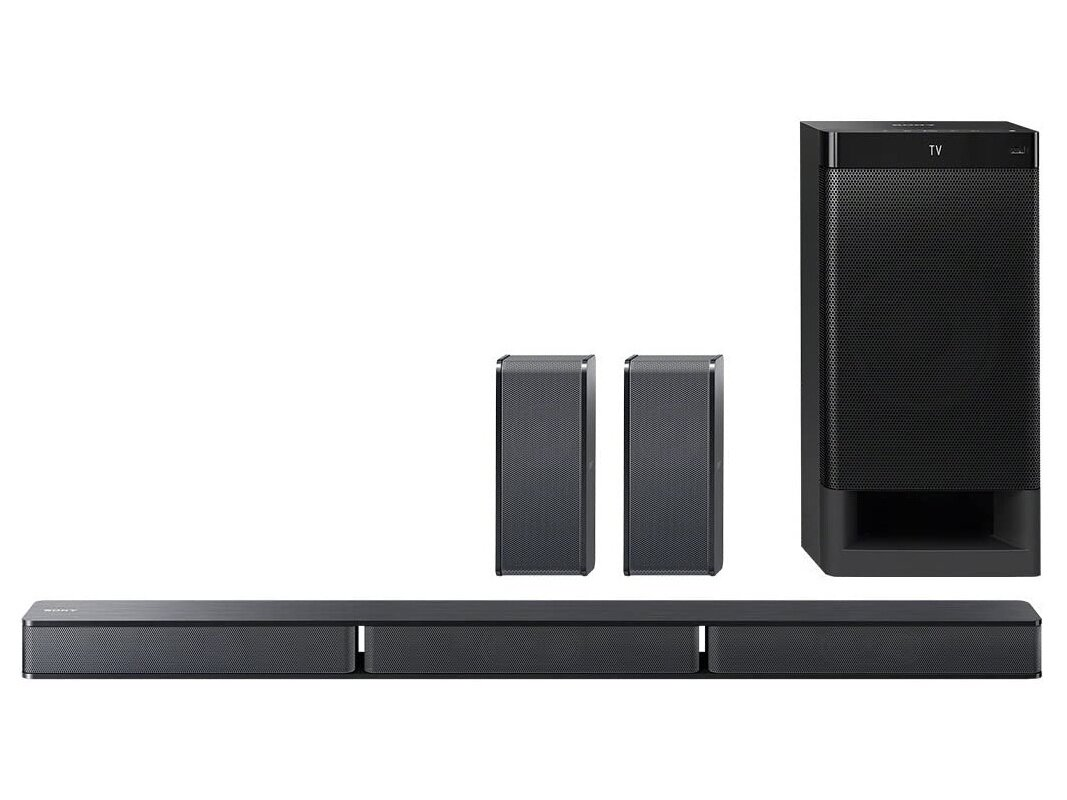 Barre de son 5.1 Sony HT-RT3 (Bluetooth, 600 W) à 179 euros