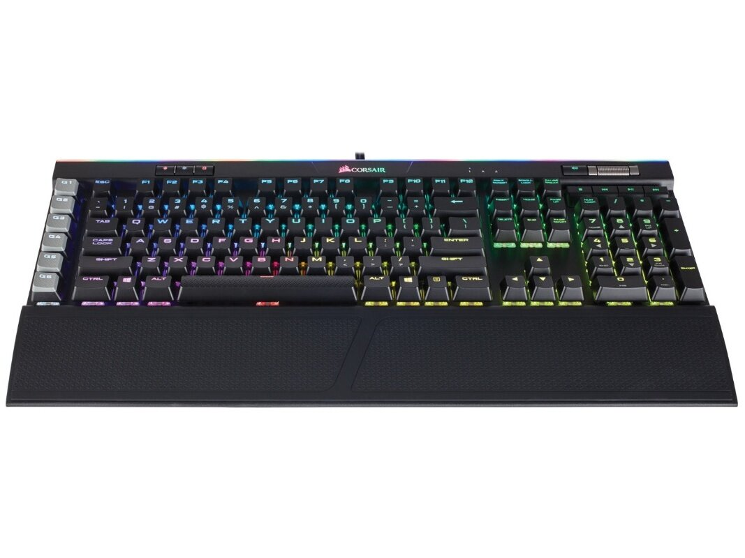 Clavier mécanique Corsair K95 RGB (MX Brown) à 138,99 euros