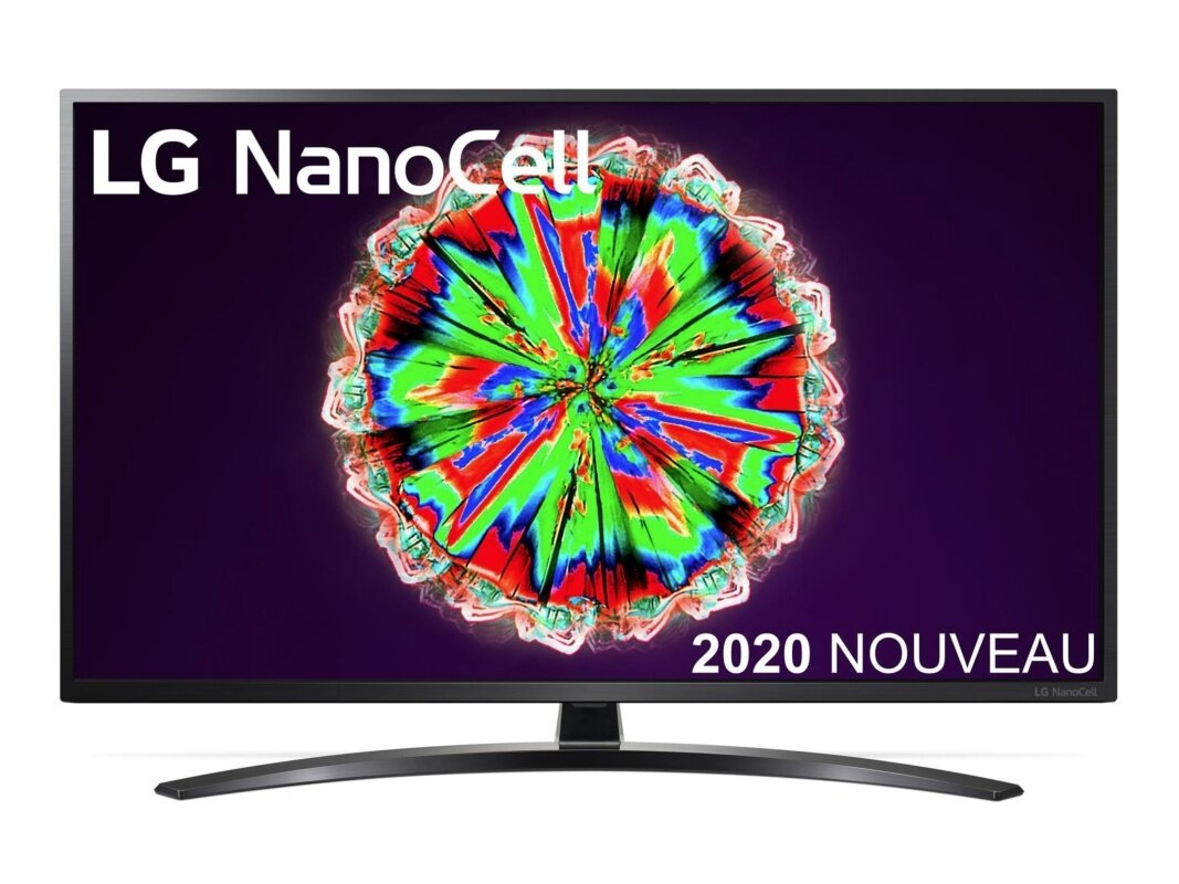 "Smart TV 65"" LG NanoCell 65NANO796 (UHD 4K) à 749 euros"