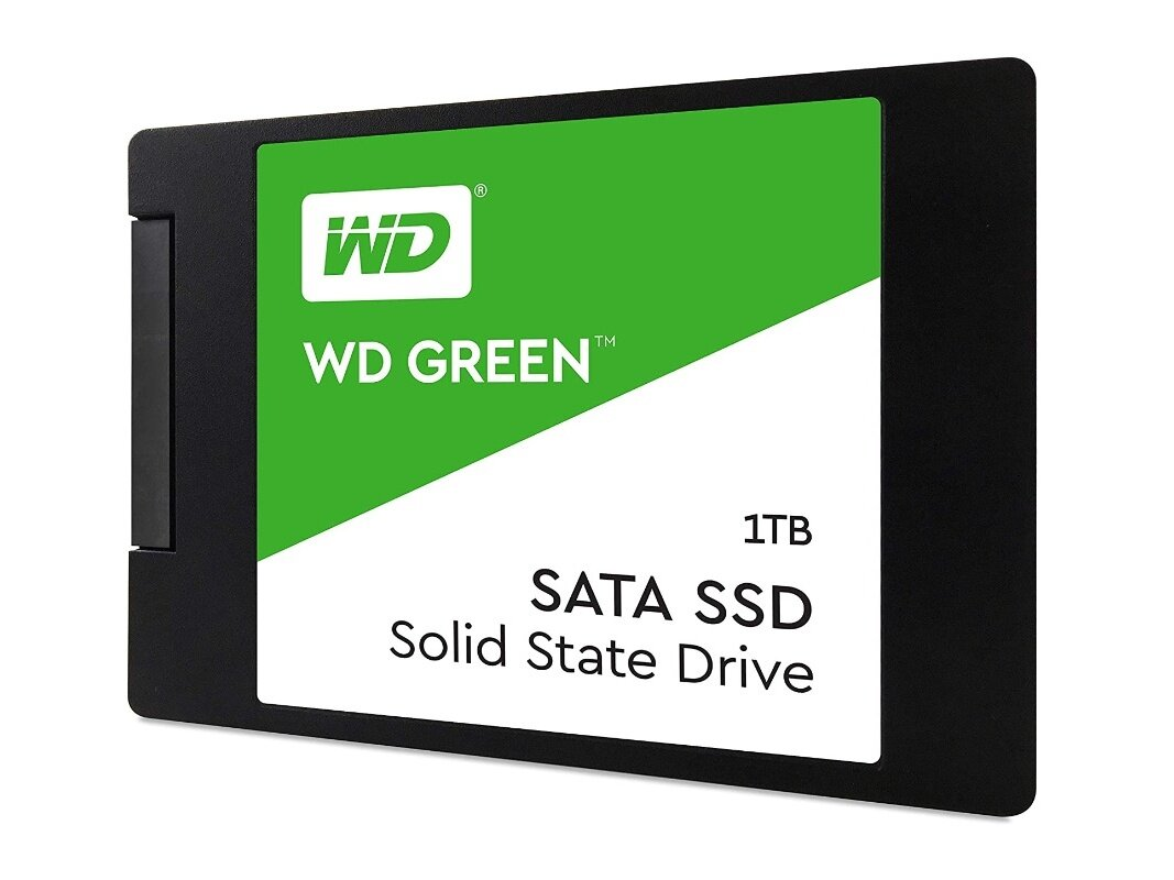 SSD Western Digital Green 1 To (S-ATA) à 79,99 euros