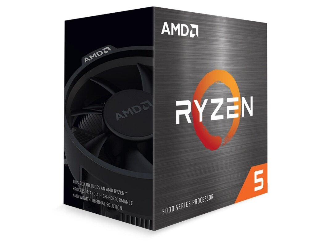 AMD Ryzen 5 5800X (8C/16T, 3,8 GHz, 7 nm) à 471,99 €