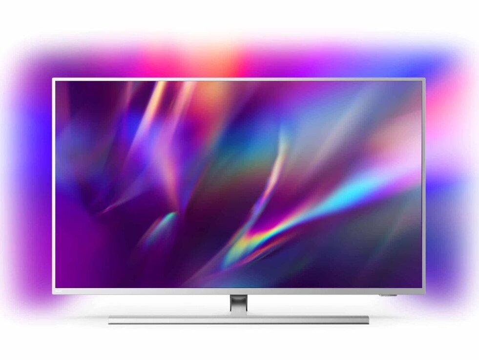 "Android TV 65"" Philips The One (Ambilight, UHD 4K) à 799 euros"