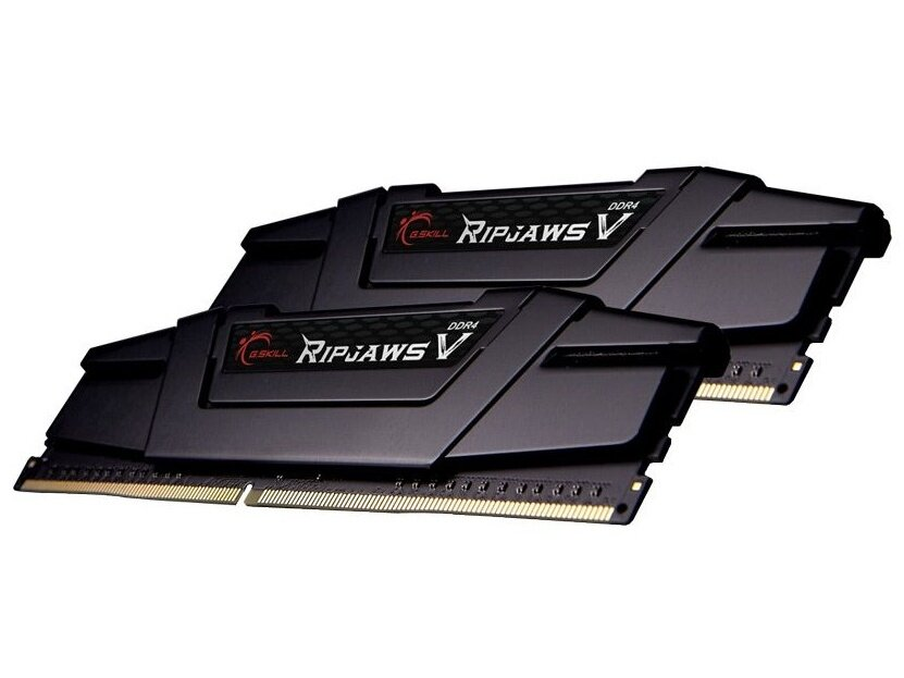 16 Go de DDR4 G.Skill Ripjaws V (3600 Mhz, CL18) : 64,99 € #BlackFriday