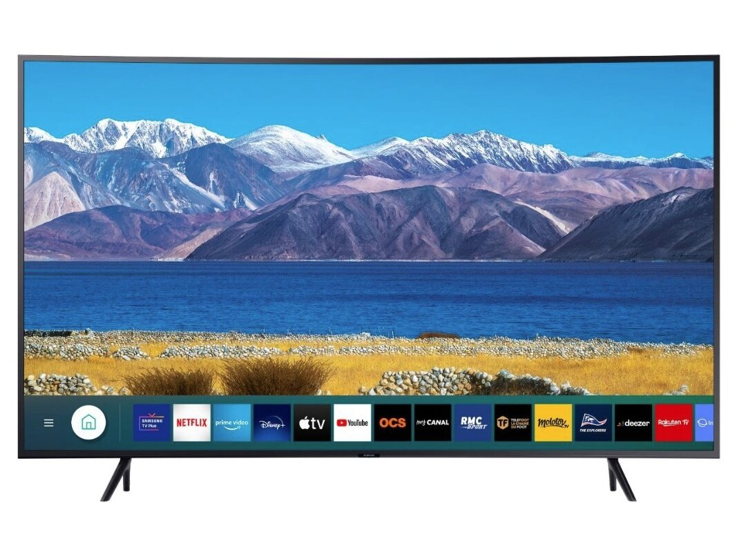 "Smart TV Samsung 58TU6905 de 58"" (4K UHD) : 499 euros"