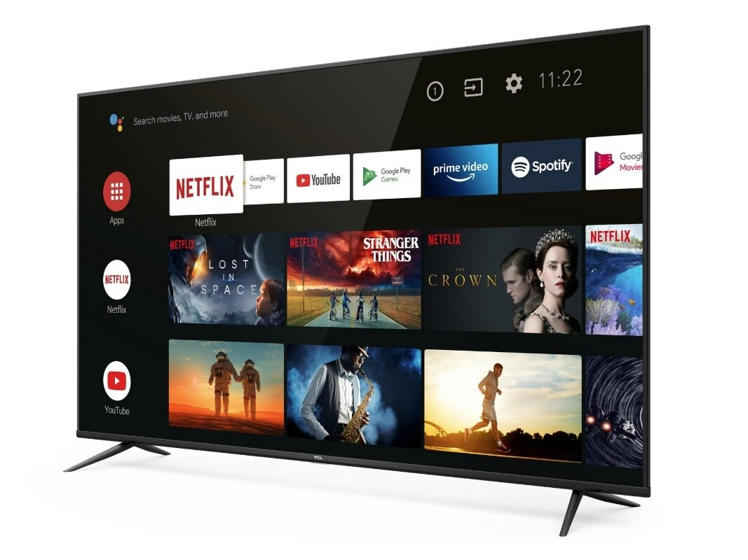 "Android TV 75"" TCL 75BP615 (UHD 4K) à 739,99 euros via une ODR"