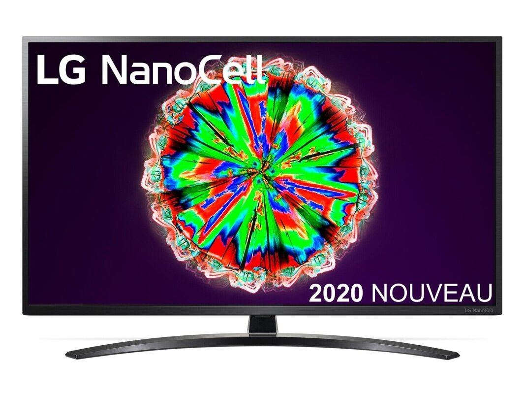 "Smart TV 75"" LG NanoCell 75NANO79 (UHD 4K) à 990 euros"