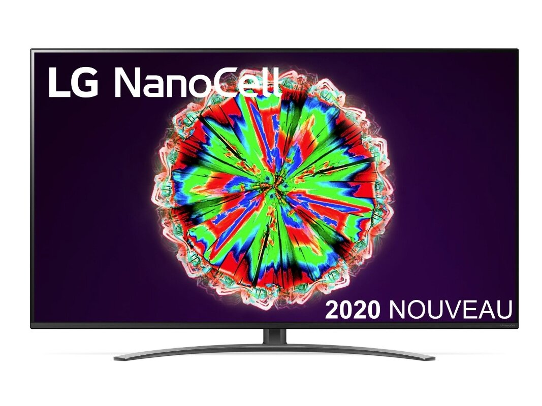 "Smart TV 49"" LG NanoCell 49NANO81 (UHD 4K) à 494,10 euros"