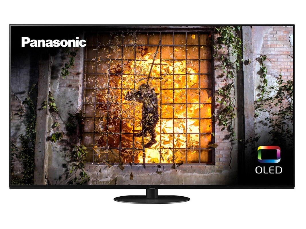 "Smart TV 55"" OLED Panasonic TX-55HZ1000E (4K UHD, 100 Hz) à 1289 euros"