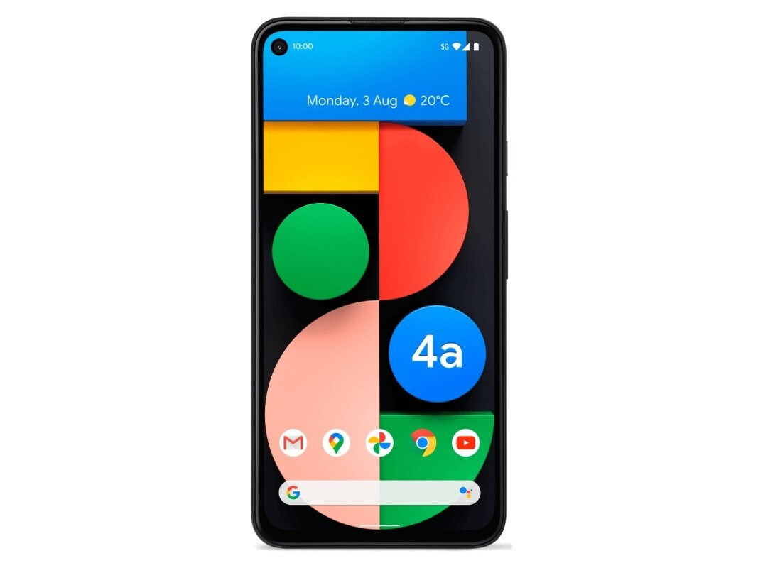 [Red By SFR] Smartphone Google Pixel 4a 5G à 459 euros