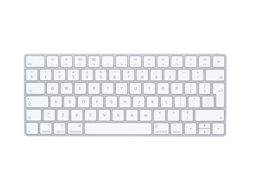 Apple Magic Keyboard à 74,90 euros