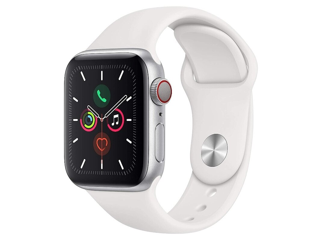 Apple Watch Series 5 (40 mm, Cellular) à 409,90 euros