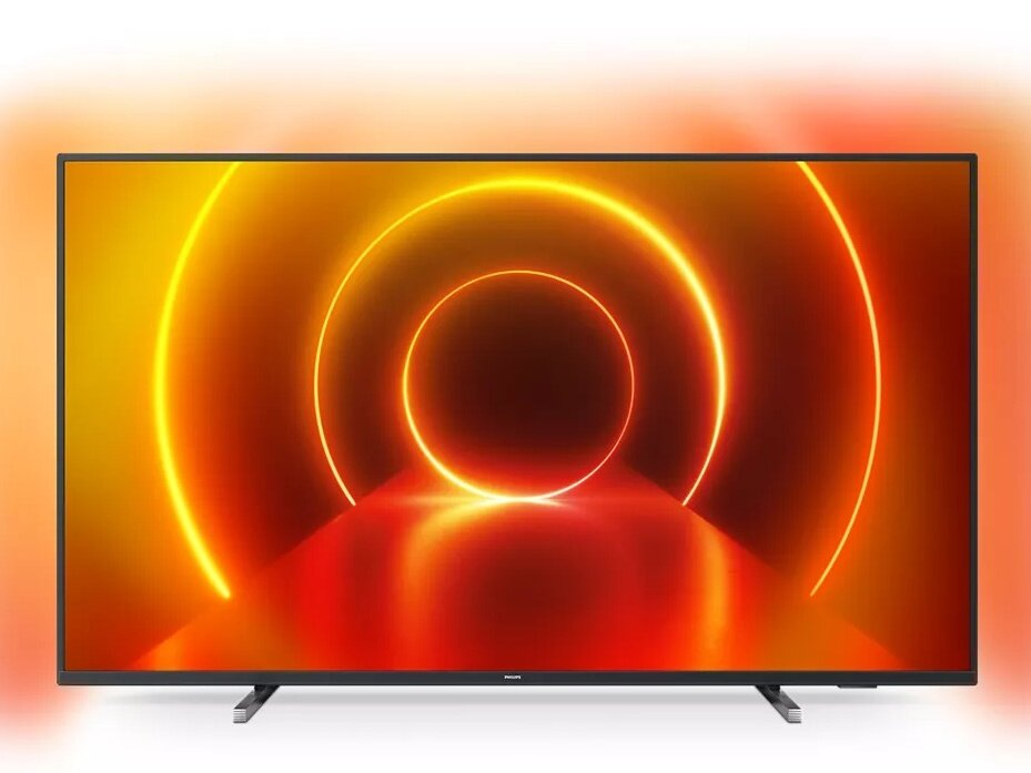 "Smart TV de 58"" Philips 58PUS7805 (Ambilight, HDR) à 451,80 €"